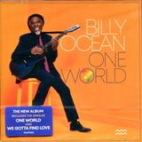 Billy Ocean / One World (CD)