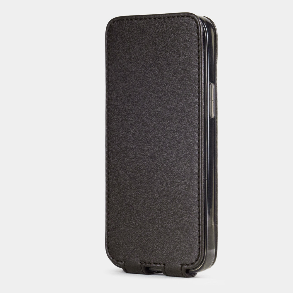 Case for iPhone 12 mini - brown
