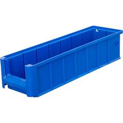 Контейнер полочный SK 4109 сплошной, 400 х 117 х 90 синий