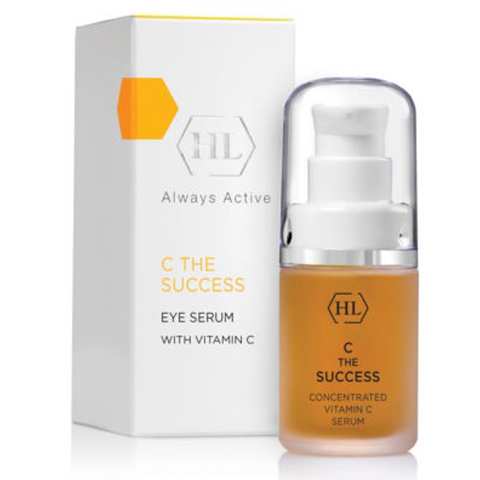 Holy Land C the Success: Сыворотка для век с витамином С (Eye serum With Vitamin C)