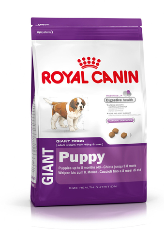 Royal Canin Giant Puppy 4 кг