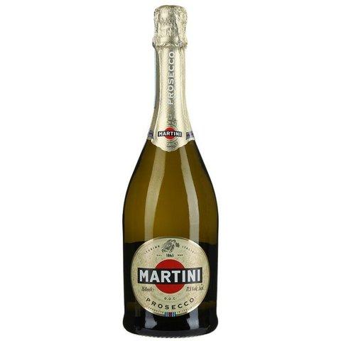 Вино игристое Mартини Проссекко бел. сух. 11,5* Алкомаркет 0,75л