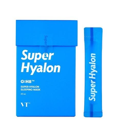 Ночная маска с гиалуроновой кислотой VT Super Hyalon Sleeping Mask