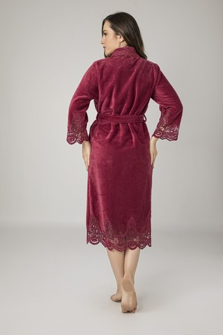 Халат женский махровый Barbara 3875 NUSA Турция
