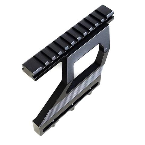 Кронштейн боковой для прицела Veber MNT-K4702 Weaver