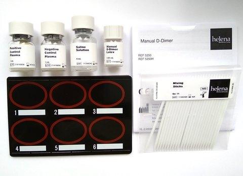 """Тест-система """"Капиллярный тромбопластин"""