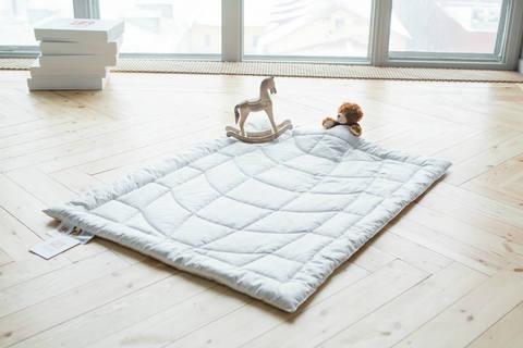 Одеяло стеганое всесезонное 100x135 «Baby Camel Grass»