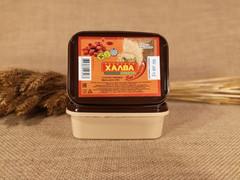 Халва арахисовая ванильная на фруктозе, 250г