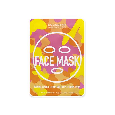 KOCOSTAR | Маска для лица с лифтинг эффектом / Face mask, (25 мл)