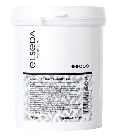 ELSEDA Сахарная паста мягкая 750 гр. цена мастера 850 руб