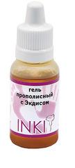 Inki Гель прополисный с Экдисом/Propolis gel with Ekdys 15 мл