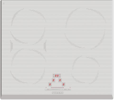 Независимая электрическая варочная панель Zigmund & Shtain CIS 189.60 WX