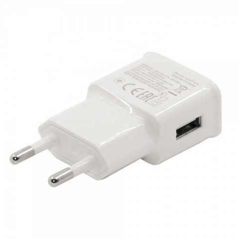 Вилка адаптер USB