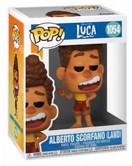 Funko POP! Disney Luca Alberto (Land)    Альберто (Человек)