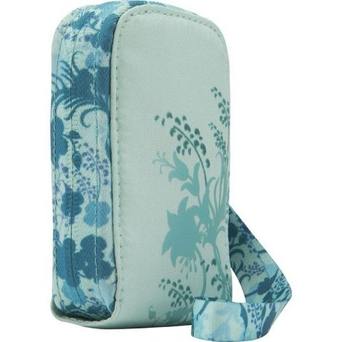 Чехол  Case Logic Compact Camera Case PTL-100TQ Frost Floral