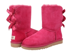 UGG Bailey Bow Dark Pink