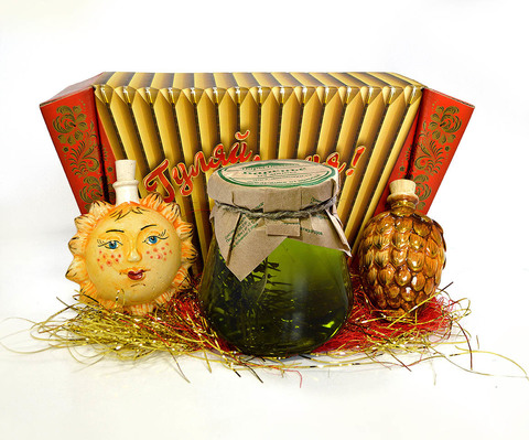 """Подарочный набор """"Чай. Новый Год"""""""