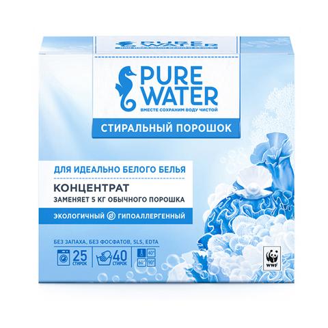 МиКо, Стиральный порошок для белого белья Pure Water, 800гр