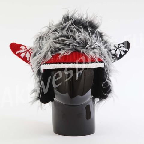 Картинка шапка с ушами Eisbar power horn 506 - 2