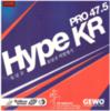 Накладка GEWO Hype KR Pro 47.5
