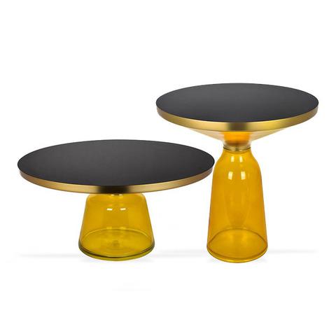 Журнальный столик Bell by ClassiCon  (желтый)