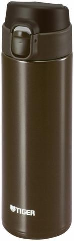 Термокружка Tiger MMY-A (0,48 литра), коричневая
