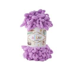 Пряжа Alize Puffy цвет 672