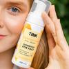 Пінка для вмивання Мед-Алантоїн для чутливої шкіри Tink 150 мл (2)