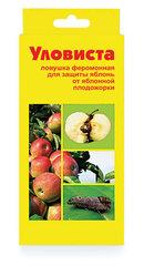 Ловушка  «УЛОВИСТА» для защиты яблонь от яблонной плодожорки