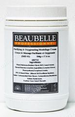 Очищающий и оксигенирующий моделирующий крем (Beaubelle | Средства для массажа | Purifying & Oxygenating Modellage Cream), 500 мл.
