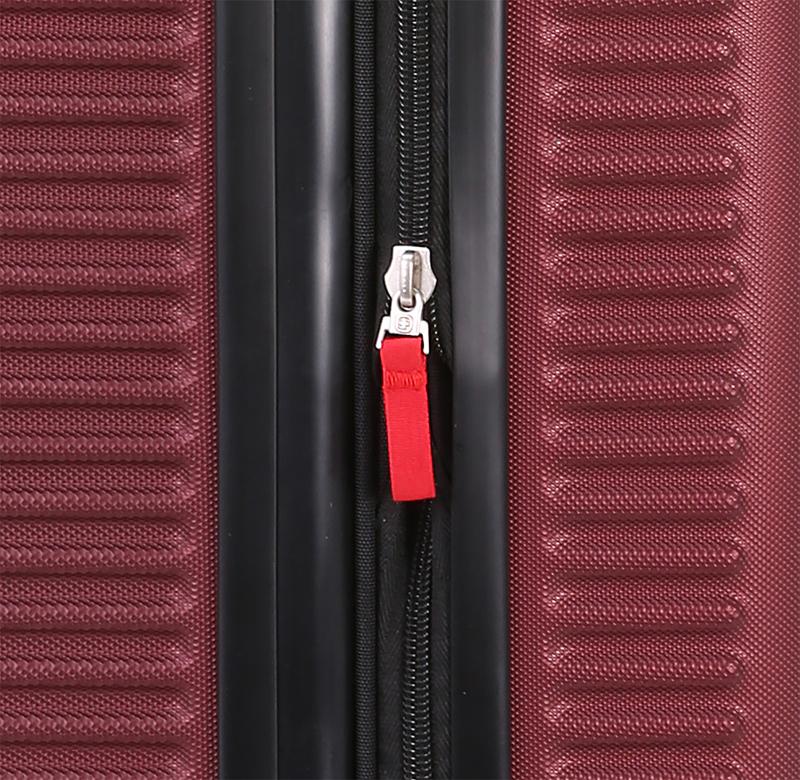 Чемодан малый WENGER VAUD, цвет бордовый, с подставкой для кофе, 57x36x24 см, 38 л. (WGR6399131154) | Wenger-Victorinox.Ru