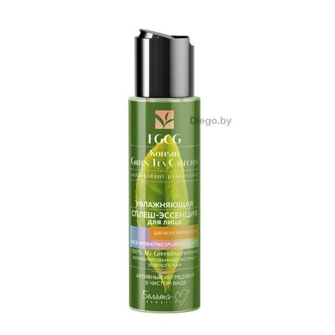 Увлажняющая сплеш-эссенция для лица для всех типов кожи , 120 мл ( EGCG Korean Green Tea Catechin )