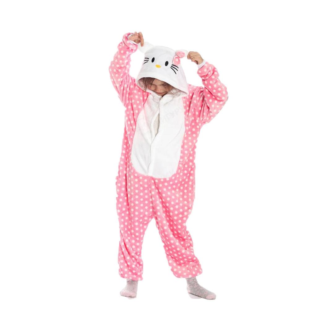 Плюшевые пижамы Hello Kitty детский 3a214cc075950abac47688b3d0fab508.jpg