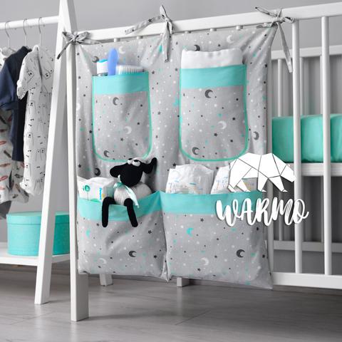 органайзер на ліжечко з небом фото