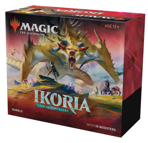 Ikoria: Lair of Behemoths - Bundle (русский)