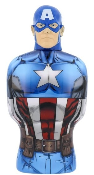 Captain America Captain America Shower Gel