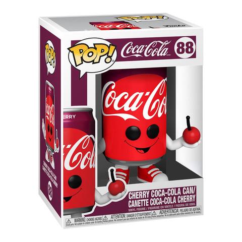 Funko POP! Coke Cherry Coca-Cola Can (SC) (Exc)