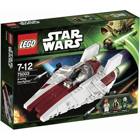 LEGO Star Wars: Истребитель A-wing 75003 — A-wing Starfighter — Лего Звездные войны Стар Ворз