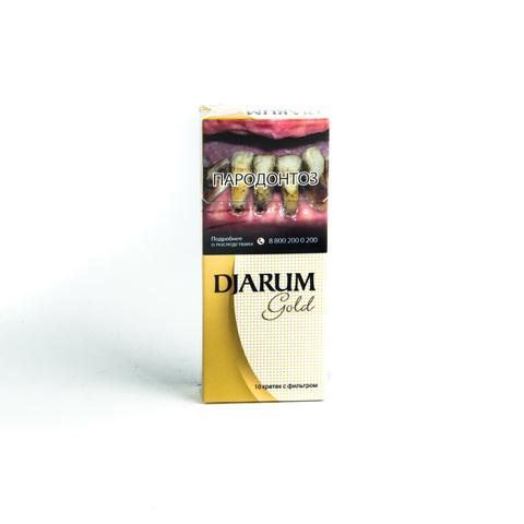 Кретек Djarum Gold 10 шт