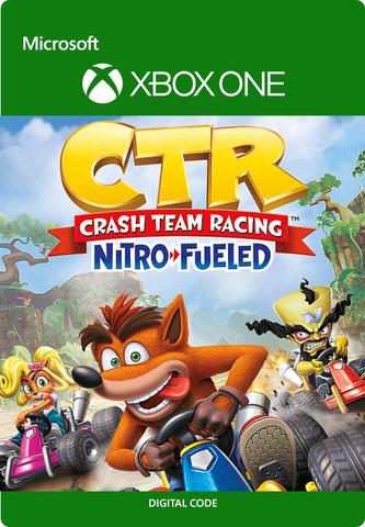 Crash Team Racing Nitro-Fueled (Xbox One/Series S/X, цифровой ключ, английская версия)