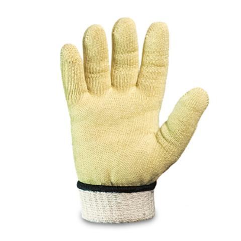 Трикотажные перчатки из пара-арамидной нити «Кевлар» со вкладышем (Россия)