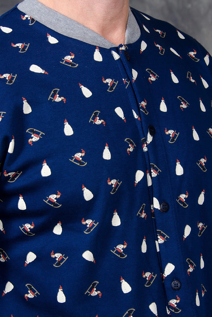 Зимняя ночная рубашка Julipet