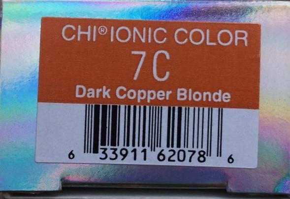 Крем-краска CHI Ионик 7 C  85 гр
