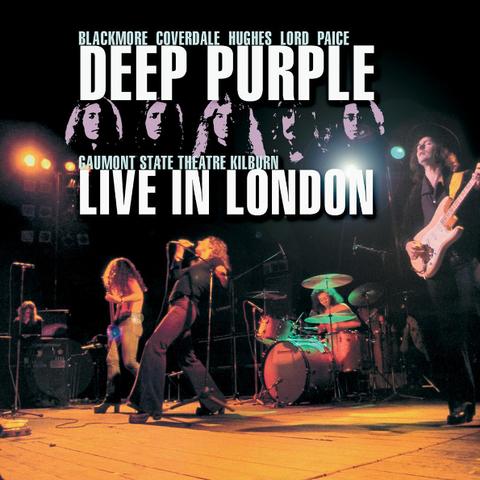 Deep Purple / Live In London (2CD)