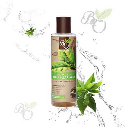 Тоник для лица «Для нормальной кожи», Bliss organic 200 мл