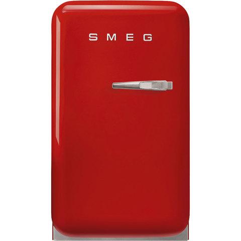 Компактный холодильник Smeg FAB5LRD5