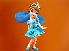 Силиконовый молд Маленькая принцесса 4