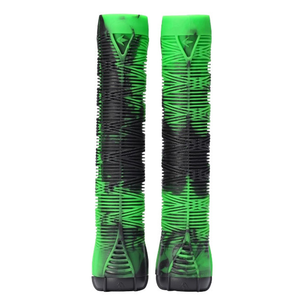Грипсы BLUNT V2 (Green/Black)