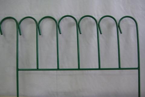 Заборчик Зиг-заг (4 секции)