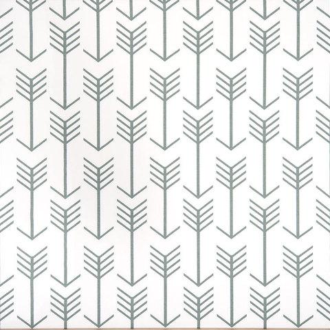 Римская штора Arrow White Cool Grey